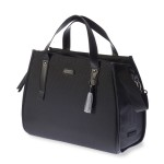 Basil Noir Business Bag